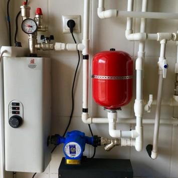 Отопление для дома, система отопления 3 кВт